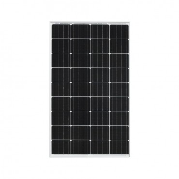 Monocrystalline Solar Panel 125W
