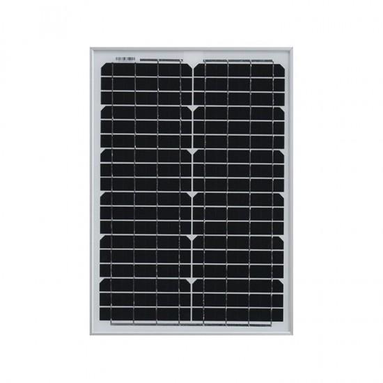 Monocrystalline Solar Panel 20W
