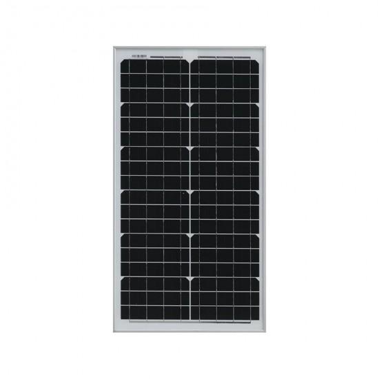Monocrystalline Solar Panel 30W