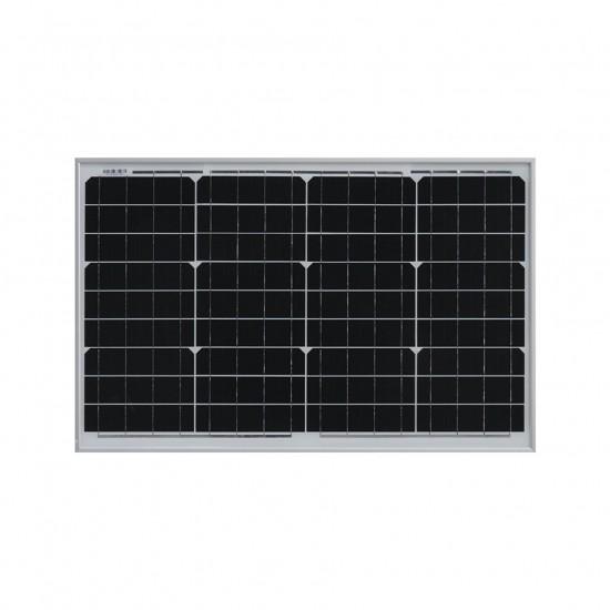 Monocrystalline Solar Panel 40W