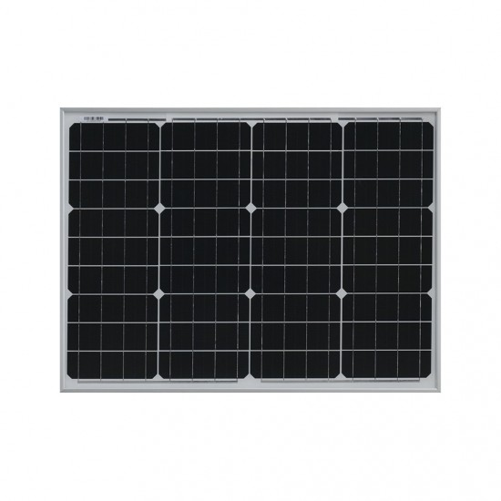 Monocrystalline Solar Panel 50W