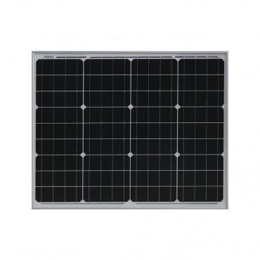 Monocrystalline Solar Panel 55W