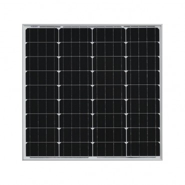 Monocrystalline Solar Panel 65W
