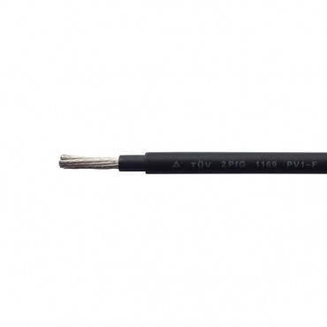 PV Cable PV1-F 1×2.5mm²