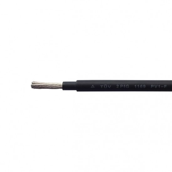 PV Cable PV1-F 1×6.0mm²