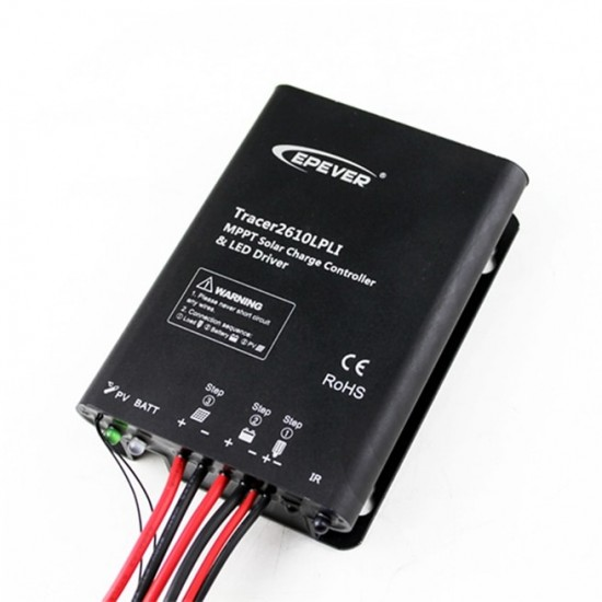 Lithium Battery Solar Charge Controller Tracer LPLI Series